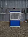 Пост охраны «Аквариум» 150 х 150 (см) с антивандальным покрытием, фото 10