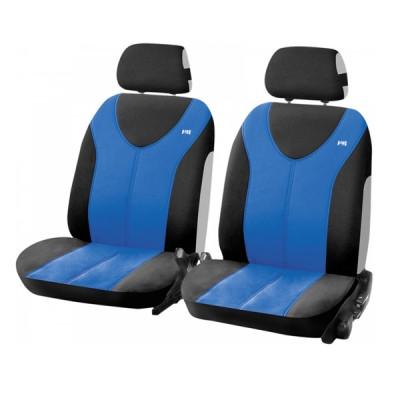 Накидки Фронт для автомобильных сидений Hadar Rosen TROPHY Синий 10289