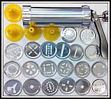 Шприц (Экструдер) кондитерский (метал), фото 6