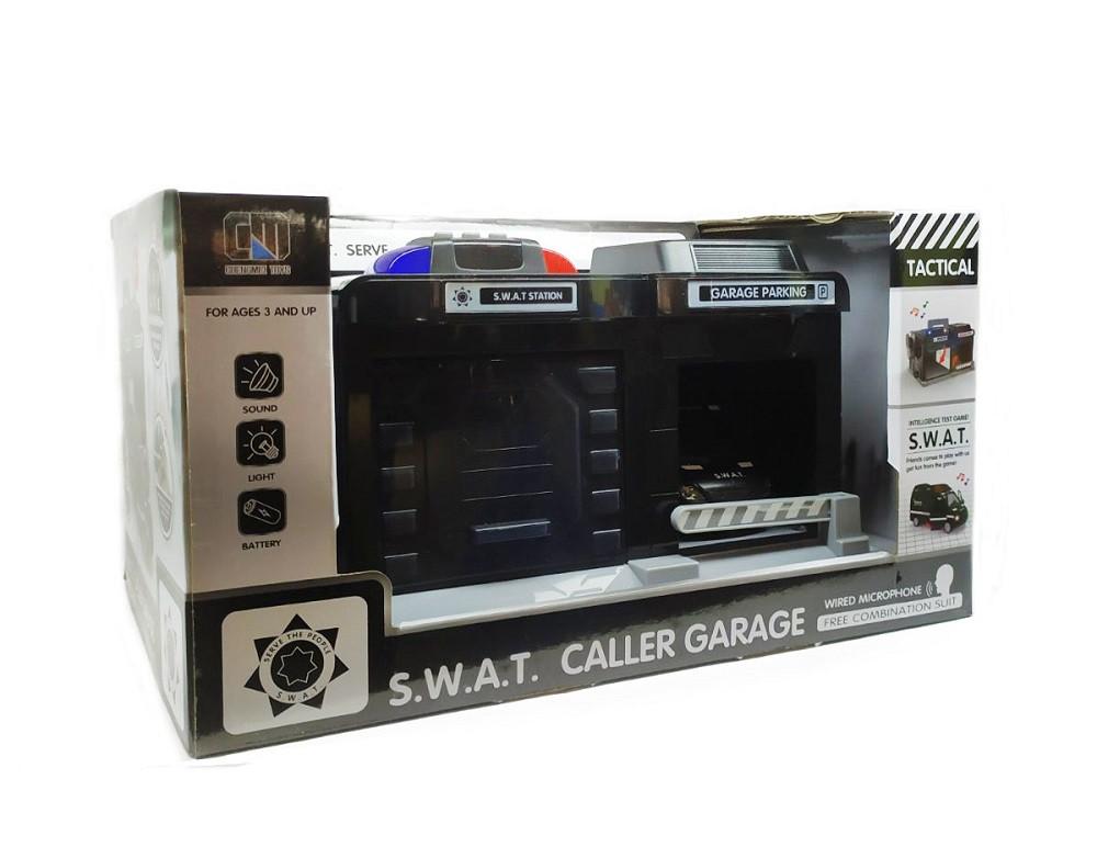 Гараж S.W.A.T CLM-558