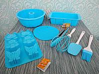 Набор для выпечки | Формы для выпечки | Силиконовые формы для выпечки | Силиконовая форма | Силиконовые формы