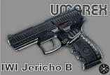 Пневматический пистолет Umarex IWI Jericho B, фото 4