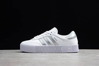 Кроссовки женские Adidas Sambarose / ADM-3653 (Реплика)