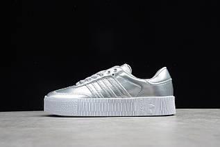 Кроссовки женские Adidas Sambarose / ADM-3654 (Реплика)