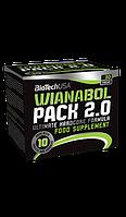 Анаболические комплексы BioTech Wianabol pack 2.0 30 пакетов