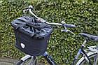 Велосипедна сумка на клік ємністю 20 л, чорний, фото 3