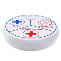 Кнопка виклику медичного персоналу RECS HIBO Медицина без харчування