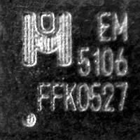 Микросхема Excelliancee MOS EM5106VT