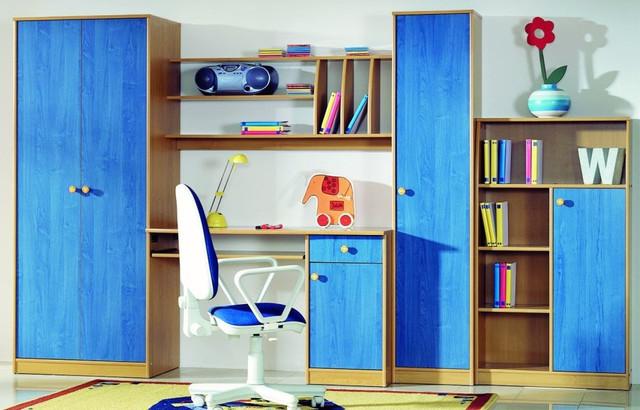 Детские стенки и комнаты