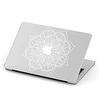 Пластиковий чохол для Apple MacBook Pro / Air Мандала (Mandala) макбук про hard case cover, фото 1
