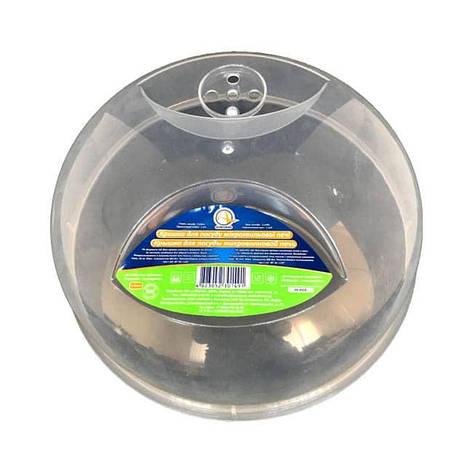 Крышка для микроволновой печи Алеана, фото 2