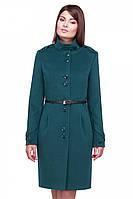 Красивое женское весеннее пальто  стильного кроя