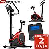 Велотренажер для схуднення HS-060H Exige black/red,Нове,15,Тип Вертикальный , 59, 24, BA100, 150