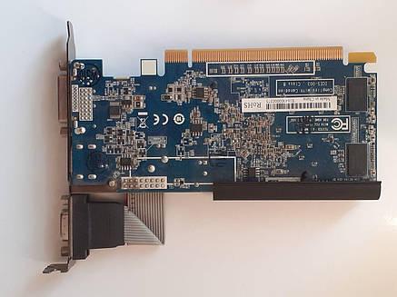Видеокарта PCI-E ATI Radeon R5 230 1Gb GDDR3 Asus б.у, фото 2
