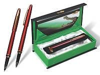"""Ручка капилярная """"Crocodile"""" 215 (1шт/уп) в подарочной упаковке red"""