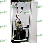 Отопительный газовий котел 12В кВт(авт. SIT), котел Данко двухконтурный, фото 6