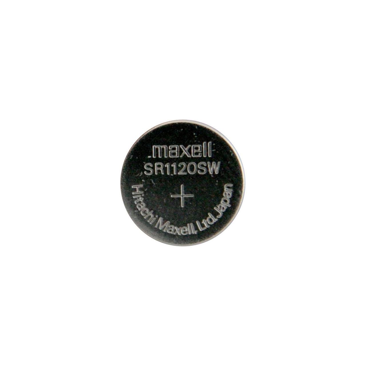 Батарейка Maxell SR1120SW
