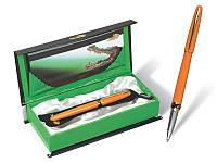 """Ручка перо """"Crocodile"""" 215 (1шт/уп) в подарочной упаковке yellow"""