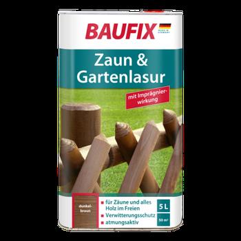 BAUFIX Zaun & Gartenlasur