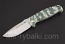 Нож  складной H6 camo bright-7767