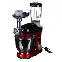 Мощный кухонный комбайн 3 в 1 Domotec MS-2051 3000 Вт