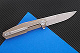 Нож складной S3 puukko front flipper-9521, фото 2