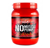 Оксид азота, AAKG ActivLab No muscle pump 750g  orange