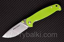 Ніж складаний H6-S1 fruit green-7775