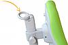 Детское регулируемое кресло MEALUX Onyx Mobi (обивка зелёная), фото 6