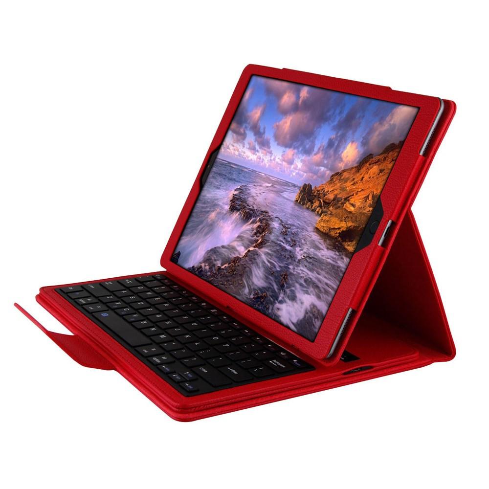 Чехол клавиатура Bluetooth для планшета iPad Pro 12.9 красный