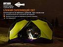 Фонарь налобный Fenix HP30R (Cree XM-L2 + (Cree XP-G2, 1000 люмен, 9 режимов, 2x18650), черный, фото 3