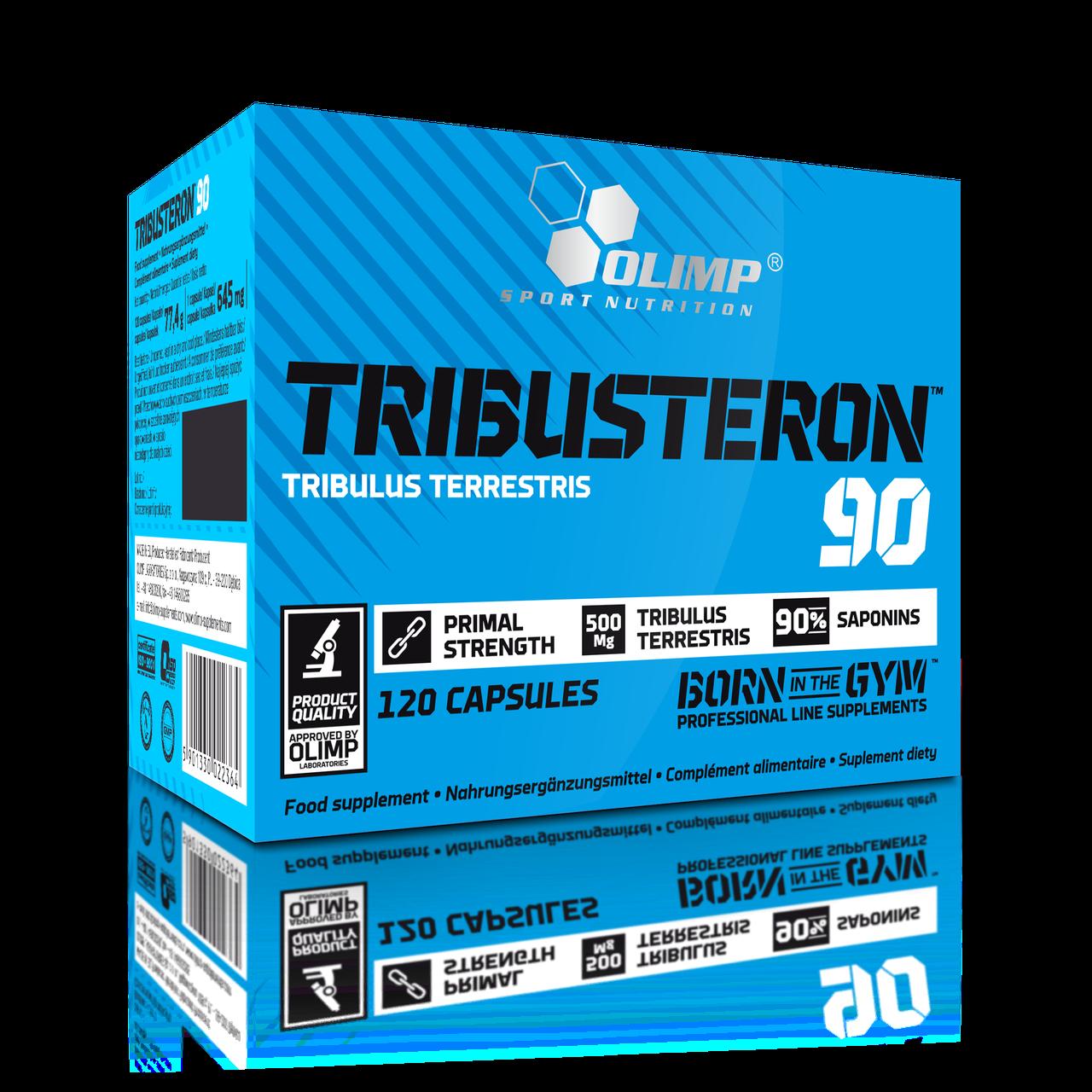 Трибулус террестрис Olimp Sport Nutrition Tribusteron 90 120 caps