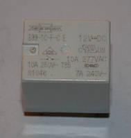 Реле электромеханическое  899-1C-F-CE;  12VDC