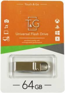 Флеш-накопитель Usb 64Gb T&G 027 Metal series, фото 2