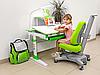 Детское регулируемое кресло MEALUX Onyx Mobi (обивка зелёная), фото 9