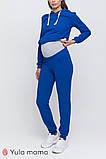 Стильный костюм худи из плотного трикотажа ALLEGRO ST-30.052, фото 2