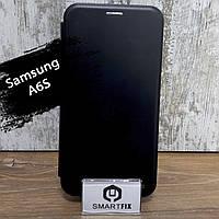 Чохол книжка для Samsung A6S G-Case Чорний