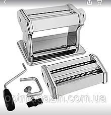 Лапшерезка 150 мм. - машинка для изготовления макарон, фото 2