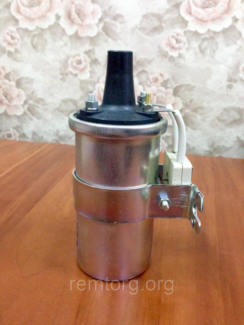 Катушка зажигания  ГАЗ, Б115В-01