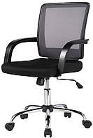 Офисное кресло VISANO Black Chrome Office4You