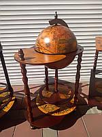Итальянский глобус бар со столиком-33S