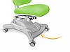 Детское регулируемое кресло MEALUX Onyx Mobi (обивка оранжевая), фото 3