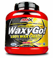 Углеводы, Карбо Amix nutrition Waxy go! 2000g 2000g natural