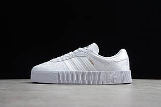 Кроссовки женские Adidas Sambarose / ADM-3657 (Реплика)
