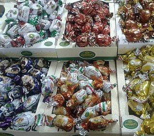 Фрукти в шоколаді ТМ Аманти