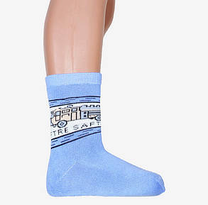 Детские махровые носки 31-33 (BHC04/XL) | 12 пар, фото 2
