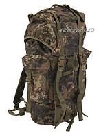 Рюкзак 65л MIL-TEC полевой модифиц. Реплика Бундес BW германской армии Flektarn флектарн