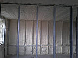 Теплоизоляция мансарды, чердака пенополиуретаном (ППУ), фото 3
