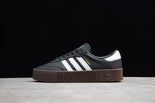 Кроссовки женские Adidas Sambarose / ADM-3659 (Реплика)