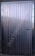 Технологические(индустриальные)двери из нержавеющей стали, фото 1